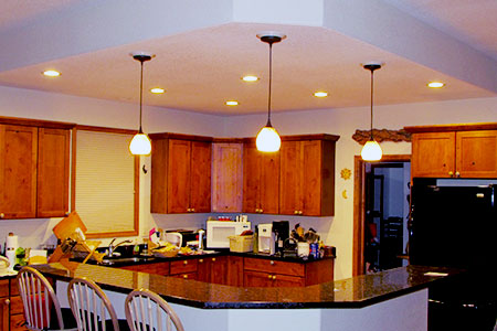 Recessed Light Conversion March 2017 Project Of The Month Contest Winner After Picture
