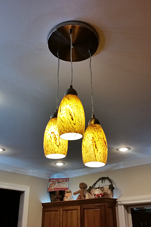 Recessed light conversion december 2016 project of the month contest winner after picture